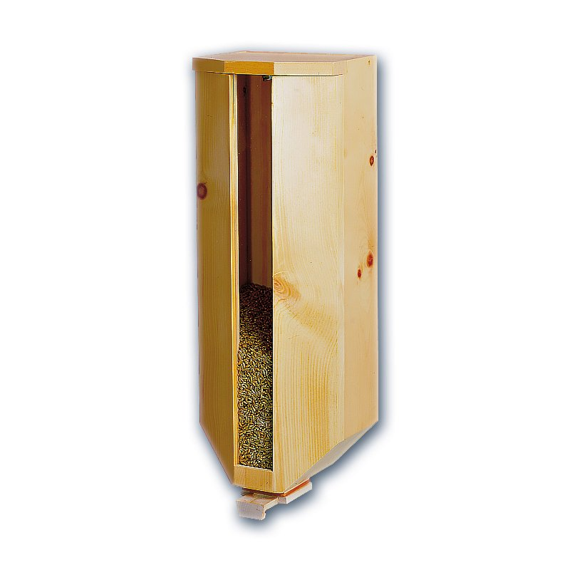 Bild zu Getreidesilo (1x5kg) aus Zirbenholz