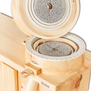 Bild 5 zu Artikel Getreidemühle Osttiroler COMBI mit angebauter Siebmaschine