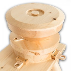 Bild 6 zu Artikel Getreidemühle Osttiroler COMBI mit angebauter Siebmaschine