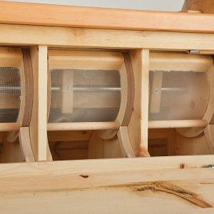 Bild 7 zu Artikel Getreidemühle Osttiroler COMBI mit angebauter Siebmaschine