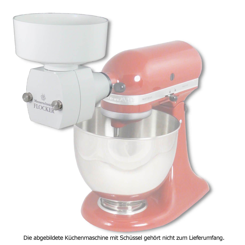 Bild zu Flocker für KitchenAid (alle Modelle) - neu: mit nickelfreiem Quetschwerk