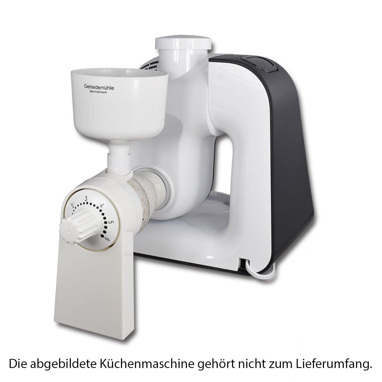 Bild zu Schnitzer Steinmühle an Bosch MUM4 und MUM5