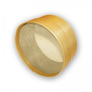 Grieß-Sieb 20 cm Durchmesser / 1,5 mm