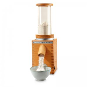 Bild 1 zu Artikel  Siebaufsatz passend für alle Schnitzer Cerealo- und KoMo-Getreidemühlen