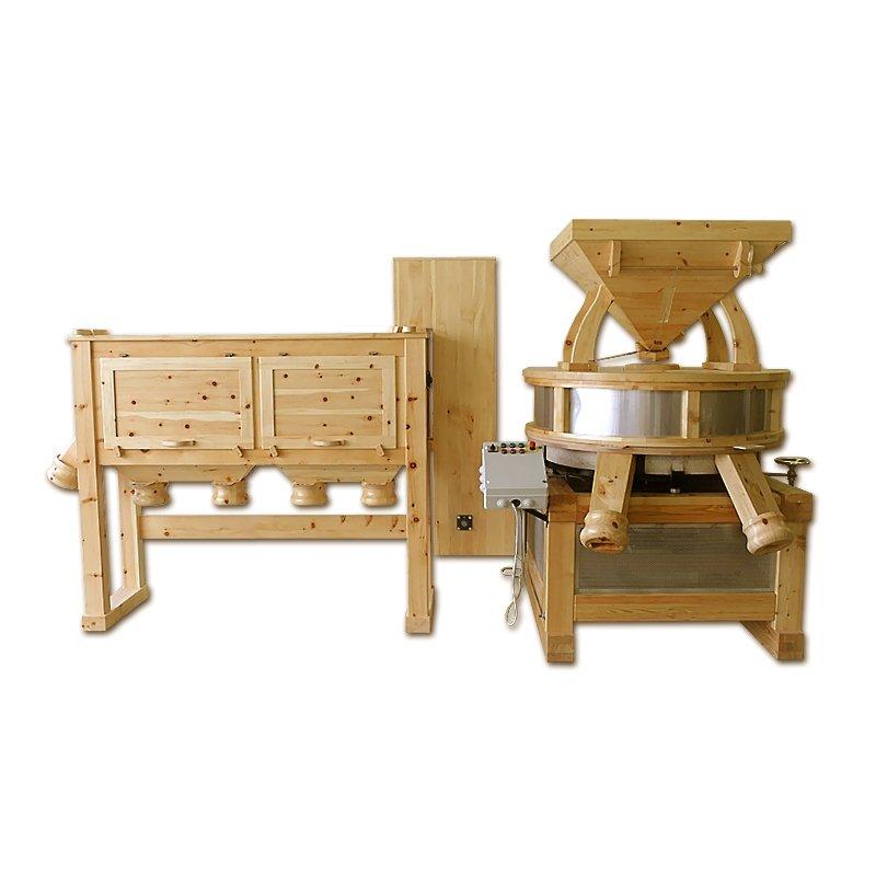 Bild zu Gewerbemühle 120 mit Lift und Siebmaschine (Große Bäckermühle)