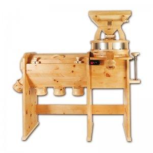 Bild zu Gewerbemühle 030 mit Siebmaschine (Bäckermühle)