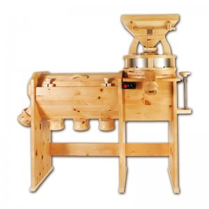 Bild zu Gewerbemühle 050 mit Siebmaschine (Bäckermühle)