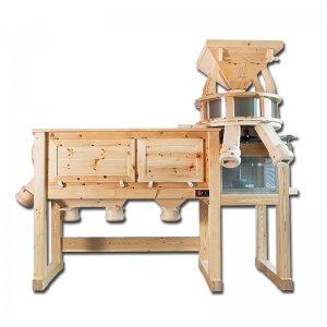 Gewerbemühle 070 mit Siebmaschine (Bäckermühle)