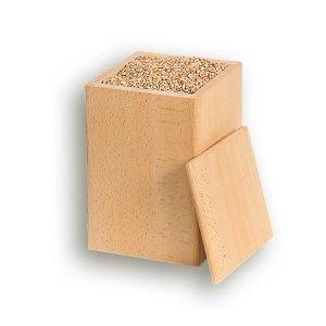 Buchenholzdose für 2,0 kg