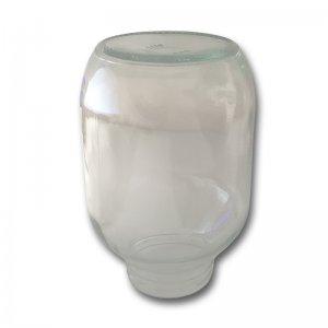 Ersatzglas für den Flaschenkörnerspeicher 1,9 kg