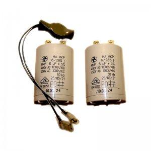 Bild zu Kondensator-Kit für hawos Kleine mit Druckschalter