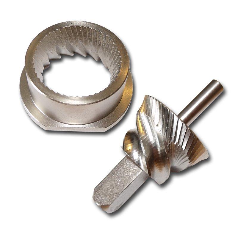 Bild zu Stahlkegelmahlwerk