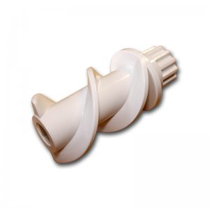 Transportschnecke für Stahlmahlwerk und Keramikmahlwerk