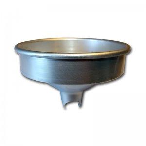 Aluminiumtrichter für Steinflocker System Eschenfelder