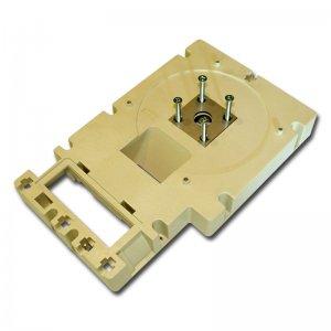 Getriebegehäuse (Oberteil) inkl. Verstärkung für Schnitzer Vario