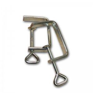 Bild zu Tischklammern der Schnitzer Handmühle CH