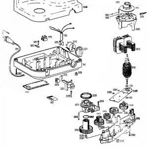 Bild 1 zu Artikel Gummifuß 4 Stück für den MaxiMahl Culina Motor
