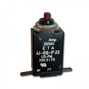 Bild zu Motorschutzschalter für SAMAP GR2, seitlich für uralte Motoren