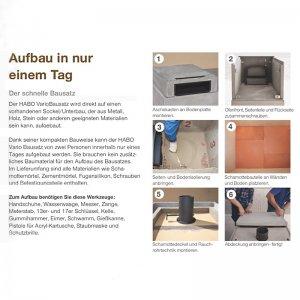 Bild 3 zu Artikel Steinofen-Fertigbausatz Modell Vario-Sandstein mit Kupferdach + Rauchrohr