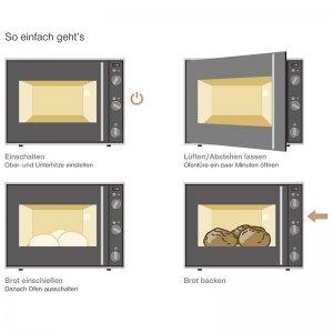Bild 2 zu Artikel  Elektro-Steinbackofen PRIMUS