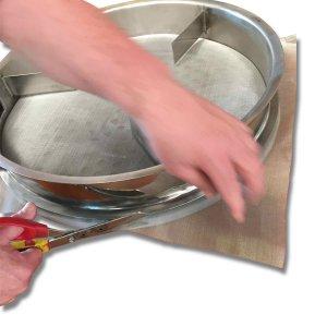 Bild zu Zusatz-Siebbogen für Elsässer Siebmaschine 600