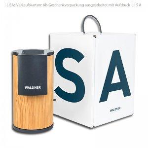 Bild 2 zu Artikel Elektroflocker Waldner LISA -komplett aus Holz-