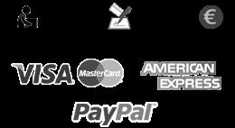 Mögliche Zahlungsarten